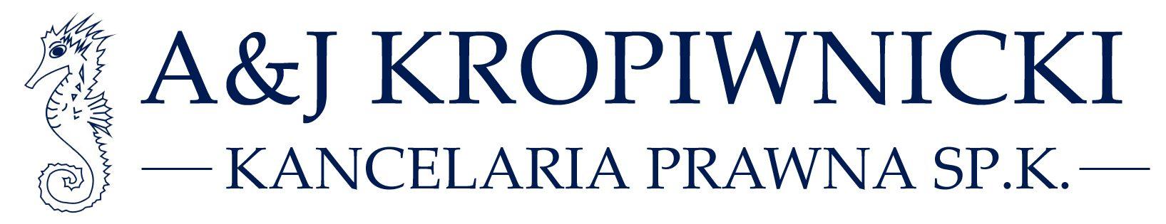 A&J Kropiwnicki Kancelaria Prawna Sp.k. – Obsługa Prawna Kraków